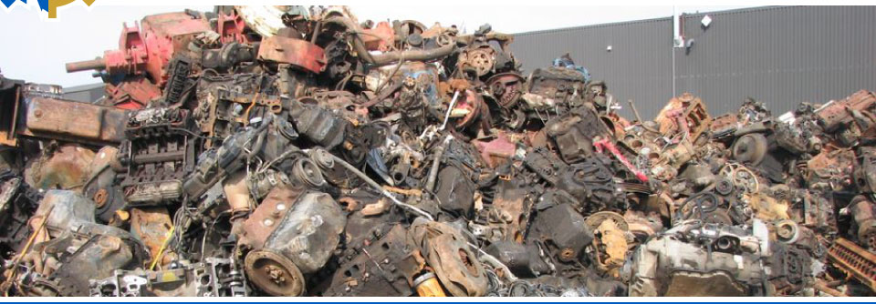 Scrap metal selling in Edmonton